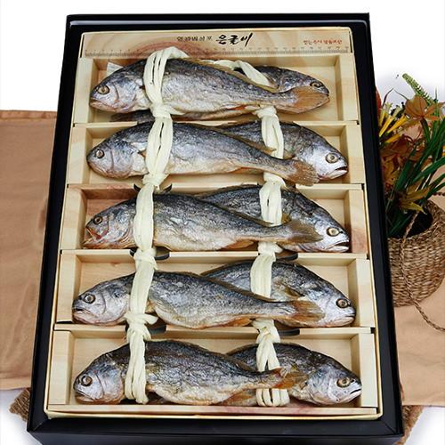 [漁家수산] 영광법성포 프리미엄 옛날 마른 굴비세트이식사