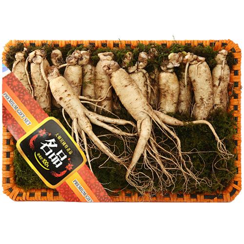 [금산특산품] 고려인삼 1.2kg/14~16편(왕특)이식사