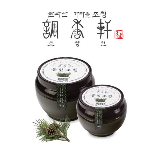 [조향헌] 청정제주 전통방식 솔잎 조청 500g