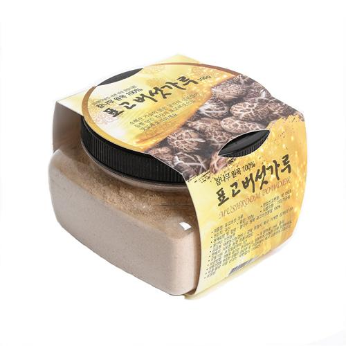 [참나무] 햇살담은 표고버섯 분말 100gx5봉
